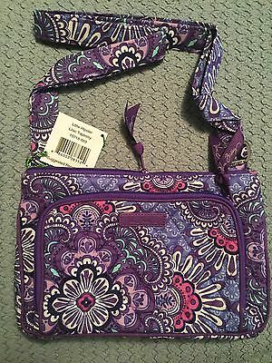 Vera Bradley Little Hipster Lilac Tapestry NWT Free Shipping