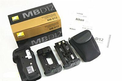 New & Original Nikon MB-D12 Multi Battery Power Pack