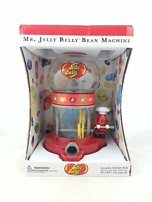 Jelly Belly Mr. Jelly Belly Bean Machine with Jelly Beans New In Box