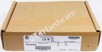 New Sealed Allen Bradley 1756-M08SE /B ControlLogix 8-Ax SERCOS Servo Interface