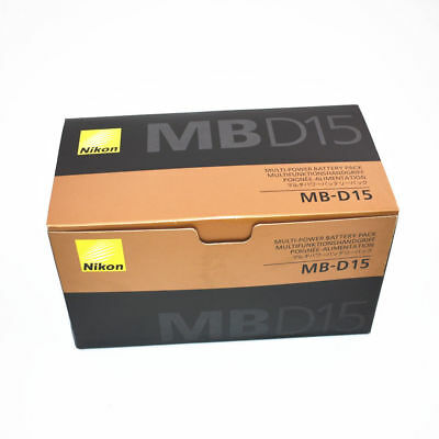 New Nikon MB-D15 Grip Multi Battery Power Pack for D7200 and D7100
