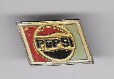 Vintage Pepsi Sign old enamel pin