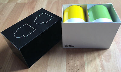 Pantone Universe Mug. With a Gift Box if ordered in pair(s) Choice of 18 colours