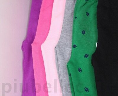 Girls & Boys GARANIMALS Solid Fleece Sweatpants ~Various Colors~ 2T 3T 4T 5T NEW