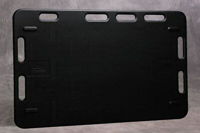 "KANE Sorting Panel 2 Way 30""x48"" Black Light Weight Durable Livestock Trucking"