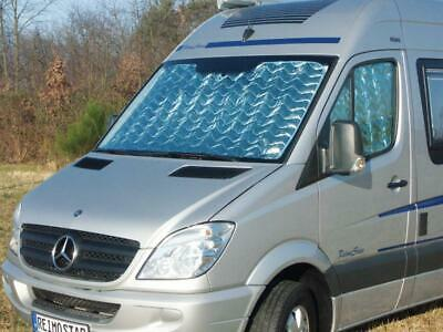 Isoflex Thermomatte Sprinter ab 05/06 & VW Crafter ab 07 - Fahrerhaus