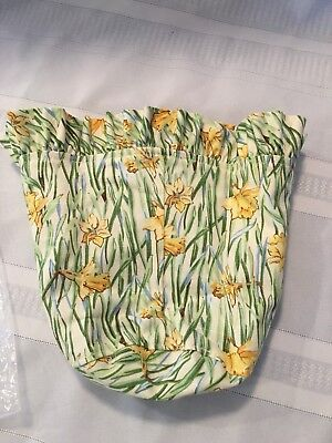 Longaberger May Series Daffodil Basket Liner - Daffodil