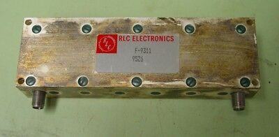 RLC Electronics 1.7 to 1.8 GHZ Bandpass Filter F-9311