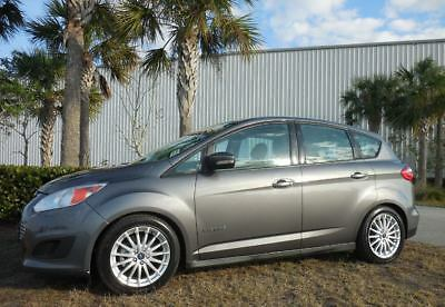 2013 Ford C-Max SE HYBRID FLORIDA CARFAX CERTIFIED NO ACCIDENTS READY TO GO~LOADED~ALLOY WHEELS~PREMIUM SOUND~NICEST ONE~ELECTRIC~prius 14 15