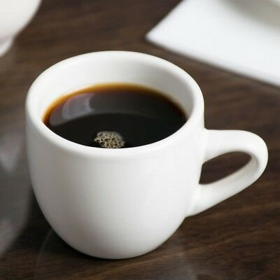 Espresso Demitasse Cup Coffee Shop Restaurant China Beverage Cups (Pack of 36)