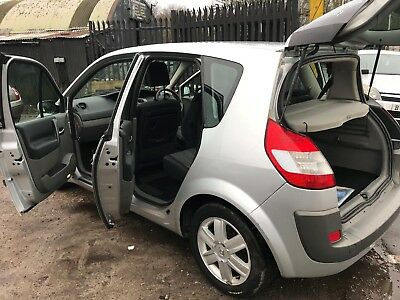 More Than Superb!!! 1.5L Diesel 2006 (56) Renault Scenic Dyn -Que Dci 106 E4