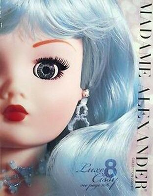 NEW 2004 Madame Alexander Full Line Doll  Collection Color CATALOG Book