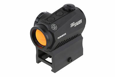 Sig Sauer Romeo 5 1x20mm 2 MOA Compact Red Dot Sight