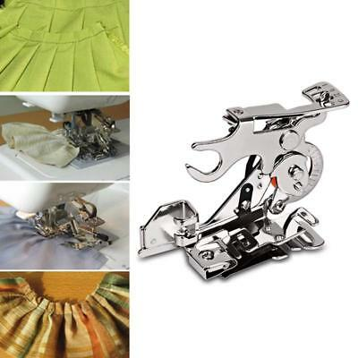 Low Shank Presser Foot Sewing Machine Attachment Ruffler Singer Brother Janome