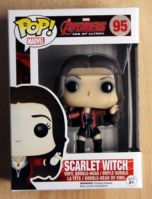 Funko POP! - Avengers Age of Ultron Scarlet Witch 95