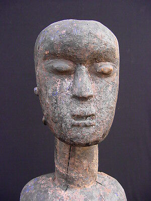 Fon Ewe Warrior African Figure Art - Togo Benin