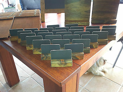 Chalkboard with Timber Stand Restaurant table Cafe Coffee Shop Events Weddings