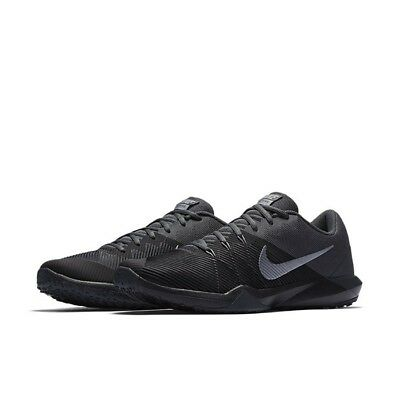 NIKE AIR MAX Grigora Mens 916767-001 Black Anthracite Running Shoes ... f52dd8f79