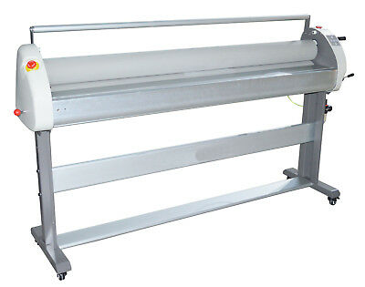 Air Lifting High Quality 63In Auto/Manual Cold Laminator Aluminum Working Bench