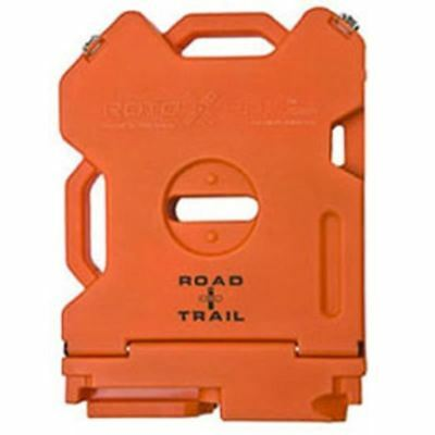ROTOPAX RX-RT-EMPTY 2 Gallon Capacity Road & Trail Storage Container