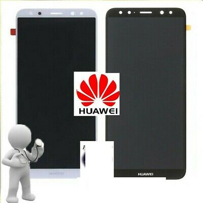 Display Lcd Touch Screen  Huawei Mate 10 Lite  Bianco Nuovo  Rne-L21