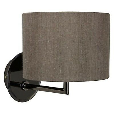 John lewis presley wall light with shade black rrp 45 1999 john lewis presley wall light with shade black rrp 45 aloadofball Image collections