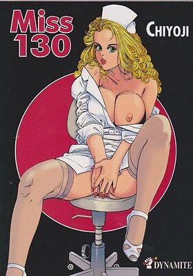 MISS 130 Chiyoji Edition INTEGRALE Dynamite sexy 15 histoires 275 pages