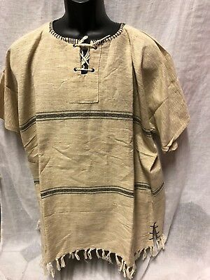 Handmade Traditional Africa Dashiki Shirt Ltd Edition One Off Roots Culture V12