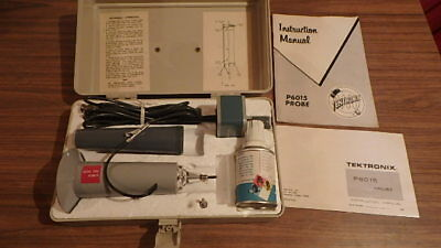Nice Tektronix P6015 Voltage Probe Kit Bz2