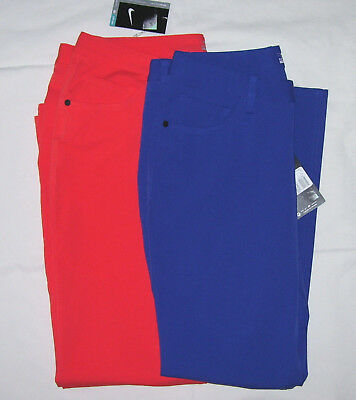 NIKE GOLF Stretch Golfhose SLIM 5-Pocket-Style Damengolfhose