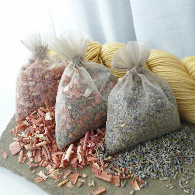Fragrant Sachets Choose from Lavender  Cedar  Rose  Chamomile Mixed