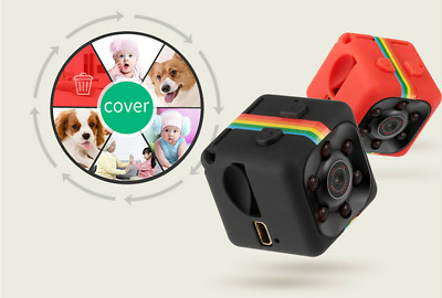 COP CAM Security Camera Motion Detection Night Vision Recorder HD 1080p