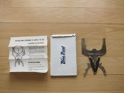 Blue - Point Tools PRS 10 Piston Ring Expander in box