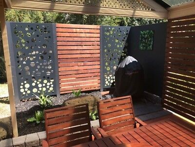 Outdoor Decorative / Privacy Screens