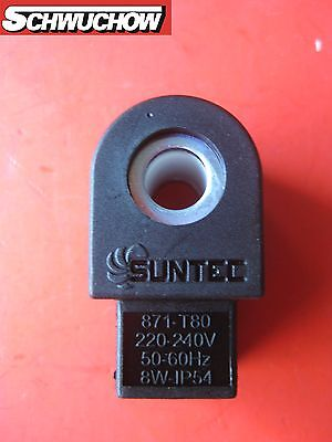 Suntec Square Magnetic coil 220-240 V to 80°C 3713781SAV 3713798 AS spool