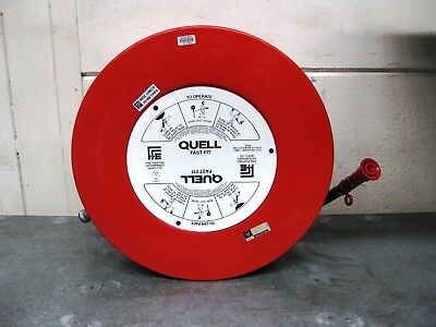 FIRE HOSE REEL 19mm x 30 Metres Excellent Condition - Never been used QUELL