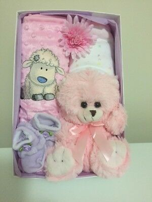 Baby gift boxes, great idea for baby shower, new born gift, under $50 with post.