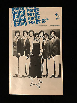 The Osmonds-Donnie And Marie-Concert Program-1979