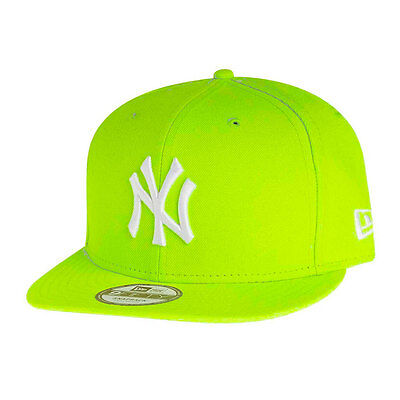 New York Yankees Officially Licenced MLB New Era 9FIFTY Neon Cap