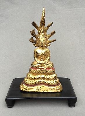 Thai Gilt Bronze, Rattanakosin, 19th Century
