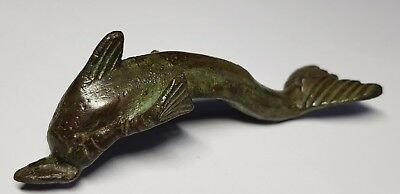 Roman Dolphin  2nd-4th century A