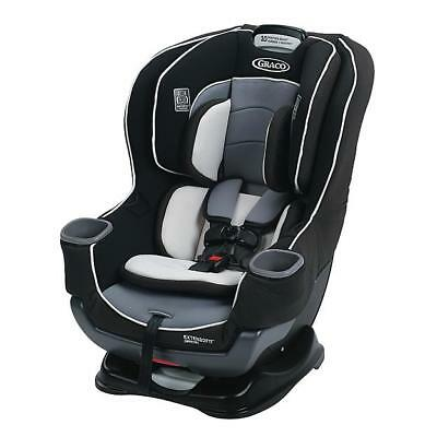Graco Extend2Fit Convertible Car Seat - Gotham ( NEW )