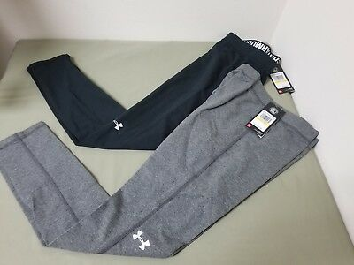 new Womens Under Armour fitted athletic tights pants. retail 44.99