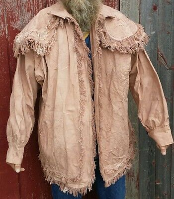 Woodsman Frock Coat/ jacket for fur trade re-enactments Size: 3XL