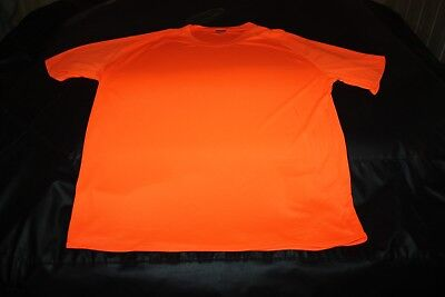 T-Shirt xxl clima cool orange Sport Funktion Shirt