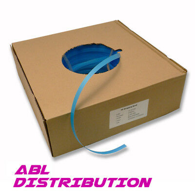 Blue Poly Strap 12mm x 1000m 120kg Load Polypropylene Band Strapping