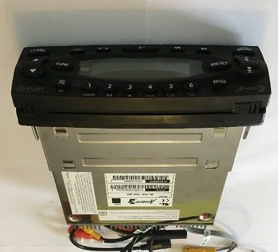 Whirlpool Aeware IN.PIX 100 BK DVD CD AM FM Player Spa System Controller