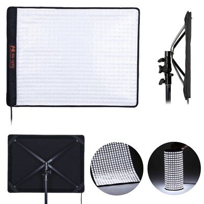 Falconeyes RX-18TD 100W 61x46cm 504PCS 3000K-5600K Roll Flex LED Video Light