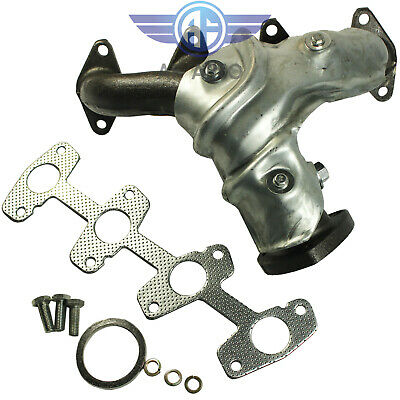 Exhaust Manifold With Gasket Kit Set for Chevy GMC Isuzu Pickup Truck 2.2L I4