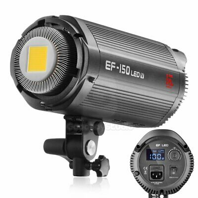 Jinbei EF-150V 5600K Studio LED Continuous Photo Video Light Bowens Mount EF-150